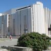 Здание областной филармонии, г. Курган (керамогранит)