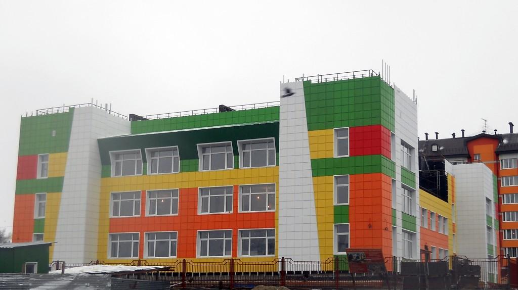 Детский сад в г. Нижневартовск