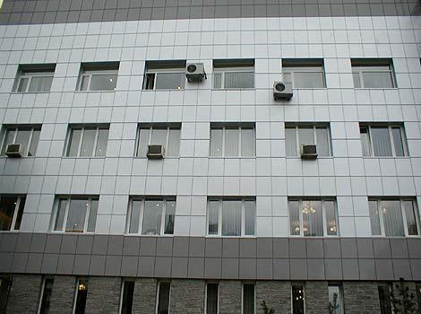 Здание администрации Нижневартовска