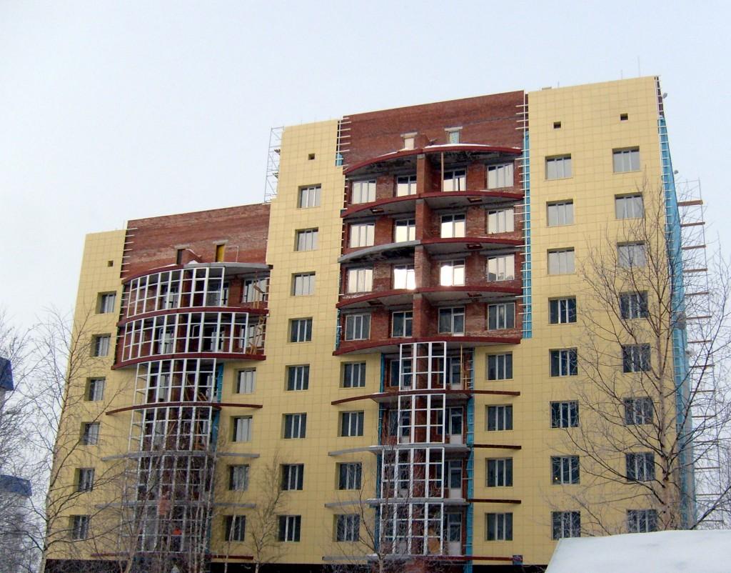 Жилой дом, г. Нижневартовск
